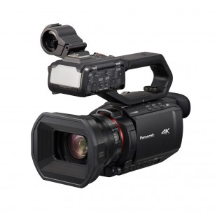 Panasonic HC-X2000 4K Video Camcorder