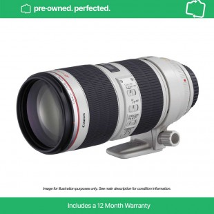 Pre-Owned Canon EF 70-200mm f/2.8L IS II USM