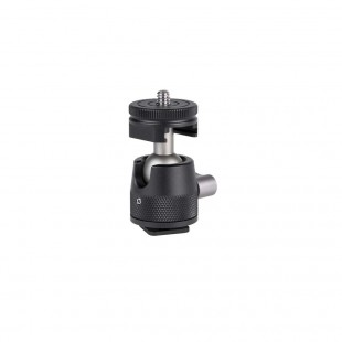 ProMaster B&S Famous Shoes Ball Head