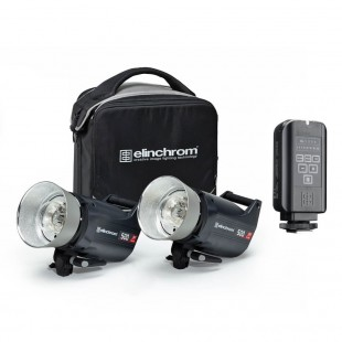 Elinchrom ELC Pro HD 500 / 500 To Go Set
