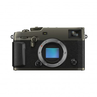 Fujifilm X-Pro3 Mirrorless Camera Body - Duratect™ Black