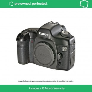 Pre-Owned Canon EOS 5D Mark I Body
