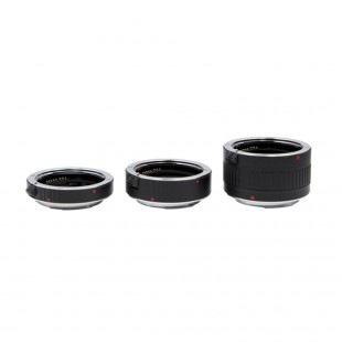 ProMaster Macro Extension Tube Set for Canon EF/EF-S