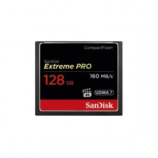 Sandisk Compact Flash Extreme PRO 128GB 160MB/s (1067x)