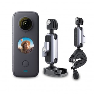 Insta360 One X2 Complete Bike Mounting Kit