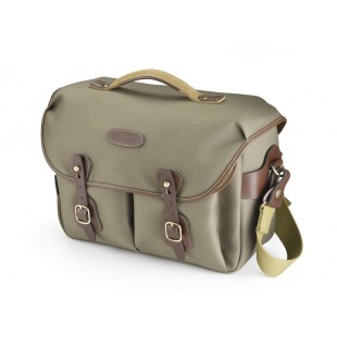 Billingham Hadley One Camera Bag - Sage FibreNyte / Chocolate