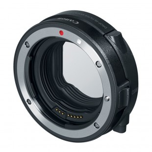 Canon Drop-In Filter Mount Adaptor EF-EOS R with Circular Polarizer Filter