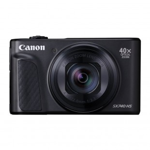 Canon Powershot SX740 HS Camera Black