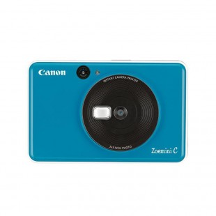 Canon Zoemini C Instant Camera Printer (Seaside Blue)
