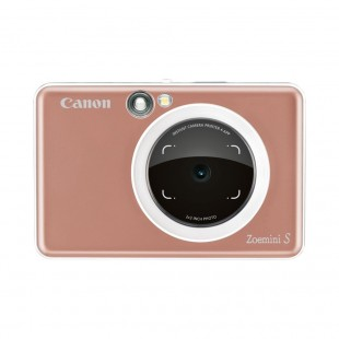 Canon Zoemini S Instant Camera Printer (Rose Gold)