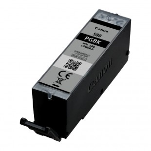 Canon PGI-580PGBK Black Ink Cartridge
