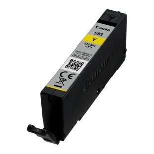 Canon CLI-581Y Yellow Ink Cartridge
