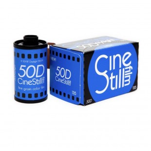 CineStill X-Pro 50 Daylight 135-36 Film