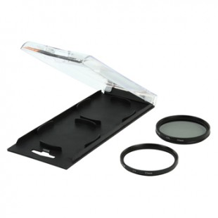 62mm UV & C-Pol filter kit
