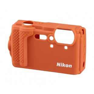 Nikon W300 Silicone Jacket - Orange