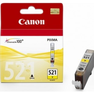 Canon CLI-521Y (yellow)