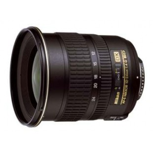 Nikon AF-S DX 12-24mm f/4G IF ED Lens