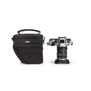 Think Tank Digital Holster 5 with Olympus camera