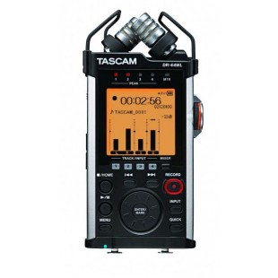 Tascam DR-44WL 4-Channel Audio Recorder