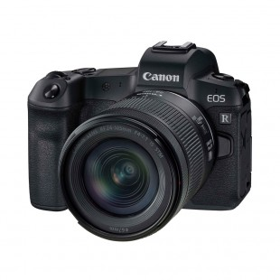 Canon EOS R & RF 24-105mm f/4-7.1 IS STM Lens