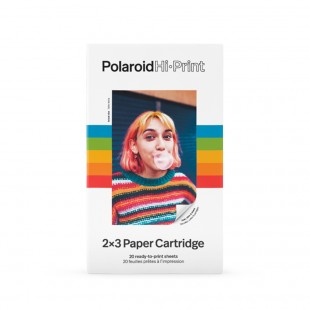 "Polaroid Hi-Print 2x3"" Paper Cartridge (20 Sheets)"