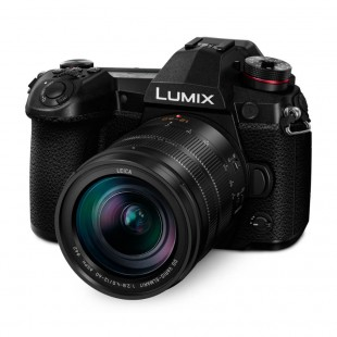 Panasonic Lumix G9 Mirrorless Camera Body & Leica 12-60mm Lens