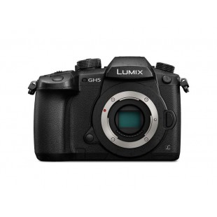 Panasonic Lumix GH5 Body front