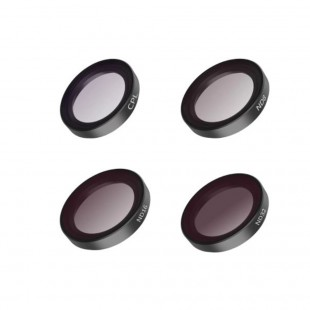 Telesin Filter Set for Insta360 Go 2 (CPL/ND8/ND16/ND32)