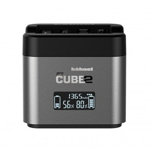 hahnel Professional Charger PROCUBE2 for Nikon