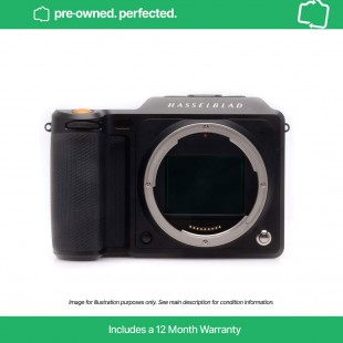 Pre-Owned Hasselblad X1D 4116 Edition Body