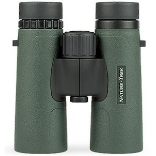 Hawke Nature Trek 8x42 Top Hinge Green Binoculars
