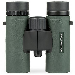 Hawke Nature trek 8x32 Top Hinge Green