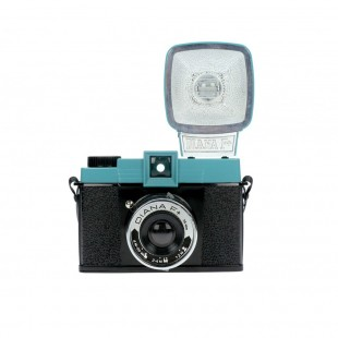 Lomography Diana F+ Film Camera and Flash