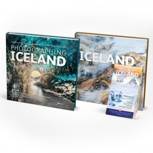 Photographing Iceland Volume 1 & 2 plus Map