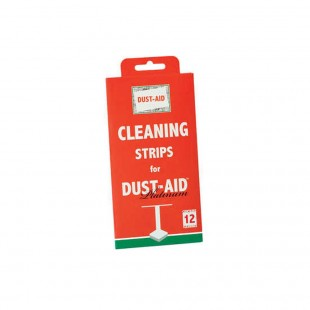 Just Dust-Aid Platinum Cleaning Strips (Pack of 12)