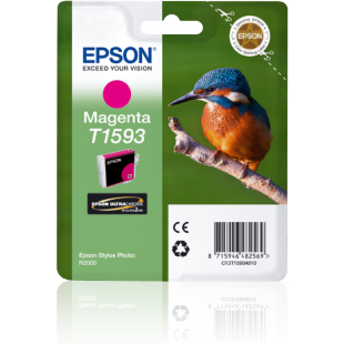 Epson Kingfisher T1593 Magenta Ink for Stylus R2000 Printer