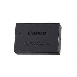 Canon Battery LP-E17 for EOS M3, EOS M5, EOS M6, EOS 750D, EOS 760D, EOS 800D and EOS 77D