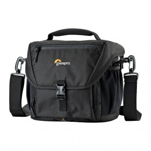 Lowepro Nova SH 170 AW II Camera Shoulder Bag (Black)