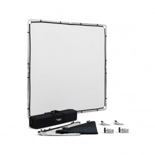Manfrotto Pro Scrim All-In-One Kit - Large 2x2m