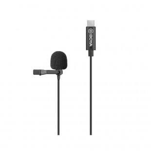 Boya BY-M3 Digital Lavalier Microphone for Android Devices