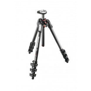 Manfrotto MT190CXPRO4 Carbon Fibre Tripod 4 Section