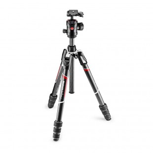 Manfrotto Befree GT Carbon Fibre Tripod Kit