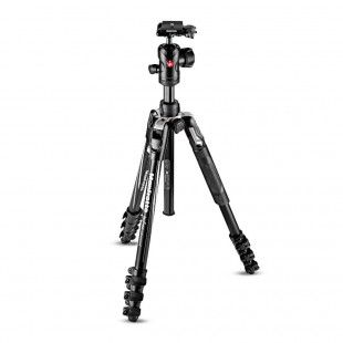 Manfrotto Befree Advanced Alu Travel Tripod with Lever Locks & 494 Ball Head Kit