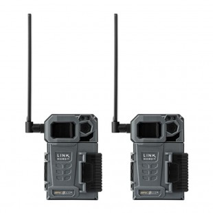 SpyPoint Link-Micro-LTE Twin Trail Camera - Grey