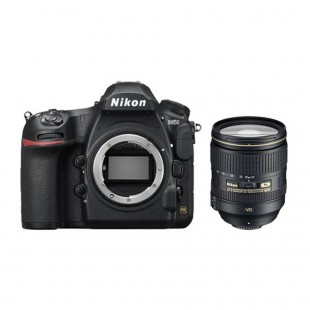 Nikon D850 Digital Camera and AF-S NIKKOR 24-120mm f/4G ED VR Lens