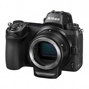 Nikon Z6 Mirrorless Digital Camera Body & FTZ Adapter