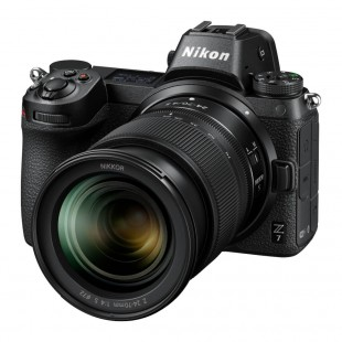 Nikon Z7 Mirrorless Digital Camera & Z 24-70mm f/4 S Lens
