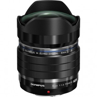 Olympus M.Zuiko DIGITAL ED 8mm f/1.8 PRO Fisheye Lens