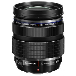 Olympus M.ZUIKO Digital 12-40mm f/2.8 PRO Lens - Black