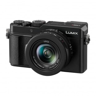 Panasonic Lumix LX100 Mark II Premium Compact Digital Camera